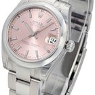 Rolex Datejust Lady 31 pink index oyster