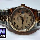Rolex Datejust Steel/Gold