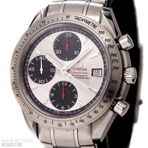 Omega Speedmaster Chronograph Automatic Ref-32113100 Stainless...