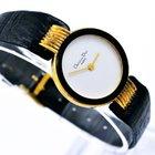 Dior Gold Plated Quartz Ladies Petite Watch 1051