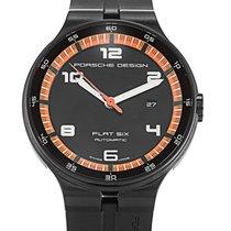 Porsche Design Watch Flat Six 6350.43.44.1254