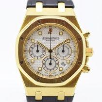 Audemars Piguet ROYAL OAK Chronograph  Gold 26022BA TEW