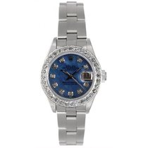 Rolex Datejust 79160 Lady's Stainless Steel Oyster Band...