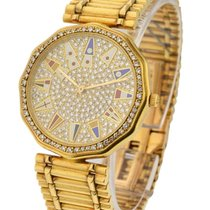 Corum Admiral's Cup Ladies with Pave Diamond Dial