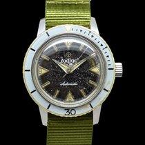 Zodiac Sea Wolf Vintage Diver Full Set