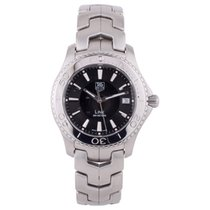 TAG Heuer Pre-Owned Stainless Steel Link WJ1110-0 2004 Model