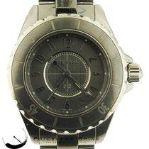 Chanel J12 Chronomatic Quartz Midsize Watch Ladies H2978