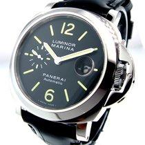 Panerai Unworn  Pam 104 Luminor Marina 44 Mm Steel Pam 00104