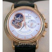 Zenith Chronomaster Open T Rose Gold Chronograph 18.0240.4021/...