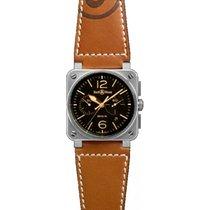 Bell & Ross Aviation BR03 Golden Heritage Chronographe