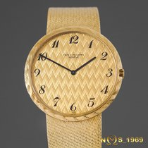 Patek Philippe Geneve Automatic 18K Gold Ref.3588/2 BOX &...