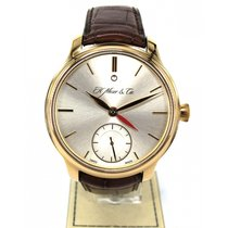 H.Moser & Cie. Endeavour Dual Time Rose Gold