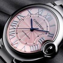 Cartier [NEW] Cartier Ballon Bleu De Pink W6920041(Retail:HK$4...
