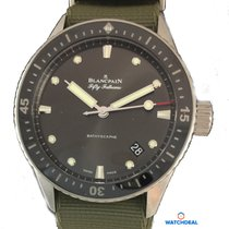 Blancpain Fifty Fathoms Bathyscaphe 5000-1110-NAKA