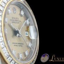 ロレックス (Rolex) Oyster Perpetual Datejust Lady Tridor mit...