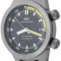 IWC Aquatimer 3538-04