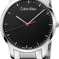 ck Calvin Klein CITY PO K2G2G141 Herrenarmbanduhr Swiss Made
