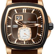 Carl F. Bucherer Carl F.  Patravi EvoTec Automatic Men's...