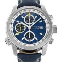 Bremont Watch World Timer Automatic ALT1-WT/BL