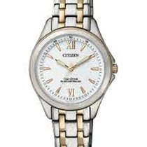 Citizen Dau Citizen Funkuhr Eco Drive ES4024-52A