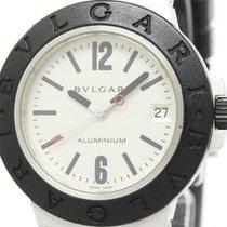 Bulgari Alminium Rubber Automatic Mens Watch Al38a (bf111813)