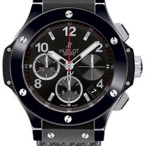 Hublot Big Bang 342.cx.130.rx Ceramic Black Magic 41mm Watch