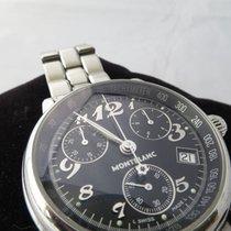 Montblanc Meisterstuck chronograph (ref.: 7038 ) – Men's...