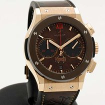 Hublot Fusion Chronograph in 45 mm rose gold - FORBIDDEN X -...