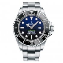 Rolex Sea Dweller Deepsea Automatic Date Mens watch 116660DBL