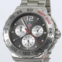 TAG Heuer Formula 1 Indy 500 Chronograph Cau1113  58% Off Retail