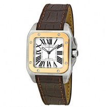 Cartier Santos 100 W20107x7 Watch