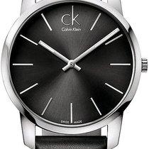 ck Calvin Klein City K2G21107 Herrenarmbanduhr Besonders Flach