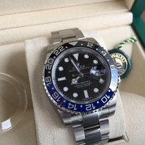 "Rolex ++GMT-Master 2 ++ 116710blnr ++ LC EU ++ ""Batman"""