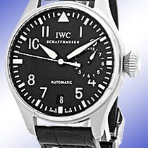 "IWC ""Big Pilot"" Strapwatch."