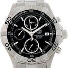 TAG Heuer Aquaracer Chronograph Mens Watch Caf2110