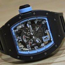 Richard Mille [NEW] RM 030 Argentina Black DLC Titanium...