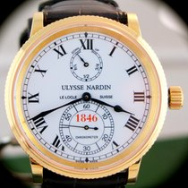 Ulysse Nardin Marine 1846 18 K Rose Gold Lim.Edition 250 pcs...