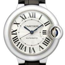 Cartier Ballon Bleu Steel