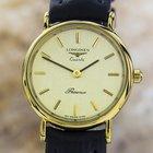 Longines Quartz Watch Simple Luxurious Swiss Made Timepiece Nr62