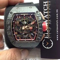 Richard Mille RM011 NTPT Lotus Pink Gold F1 Team