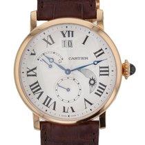 Cartier Rotonde Retrograde Automatic Time Zone, Day/Night...