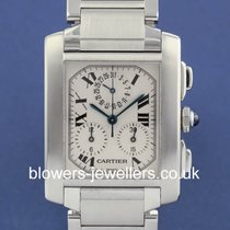 Cartier Tank Chronoflex