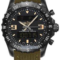 브라이틀링 (Breitling) Chronospace Military m7836622/bd39/105w