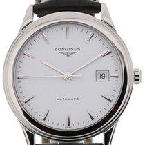 Longines Flagship 39 Automatic Leather
