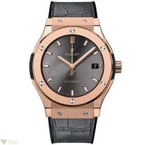 Hublot Classic Fusion Automatic 18k Rose Gold Men's Watch