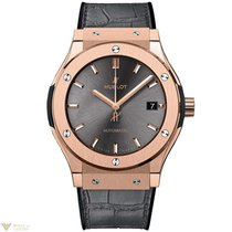 Hublot Classic Fusion Automatic 18k Rose Gold Men's Watch