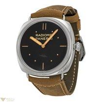Panerai Radiomir SLC 3 Days Black Dial Stainless Steel...