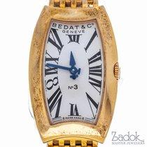 Bedat & Co No. 3 Blue-toned Hands 22mm Ladies' 18kt Yellow...
