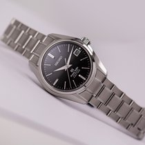 Seiko Grand Seiko Automatic Hi Beat Black Sunburst Dial