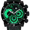 Jacob &amp;amp; Co. Men&amp;#39;s Epic II Green Automatic Chronograph...